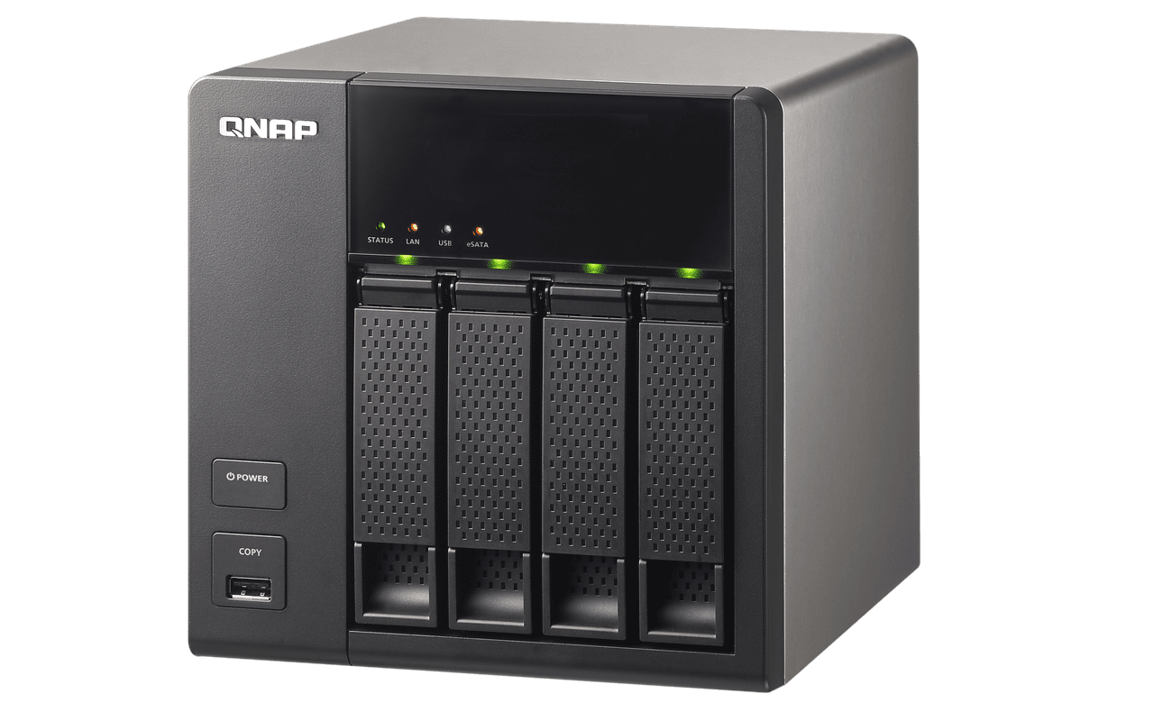 QNAP TS-412 Turbo NAS