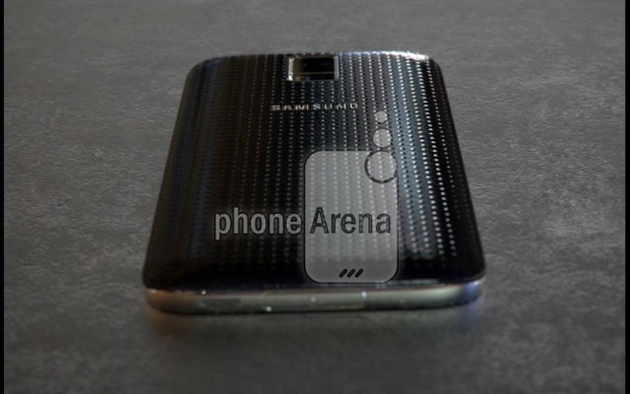 Vermeende foto's Galaxy S5 Prime