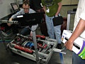 Community-project met Kinect: rijdende stoel op MIX 2011