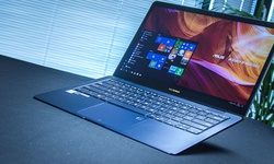 Asus Zenbook 3 Deluxe Review
