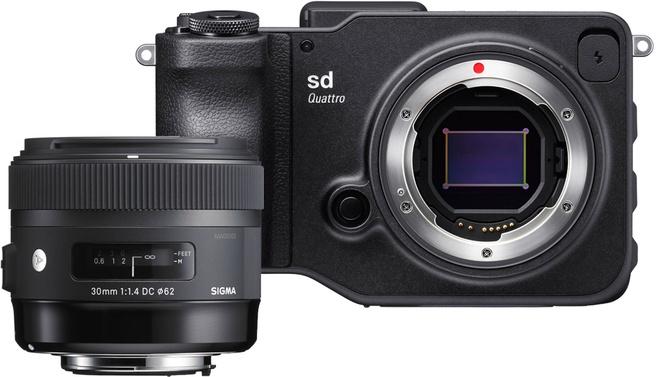 Sigma SD Quattro + 30mm F1.4 DC HSM