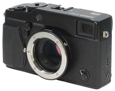 Fujifilm Leica M X-Pro1 adapter