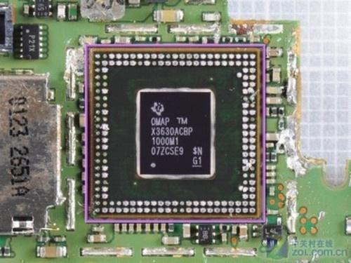 TI Omap3630