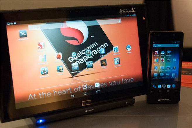 Snapdragon 800 reference designs (foto: Anandtech)