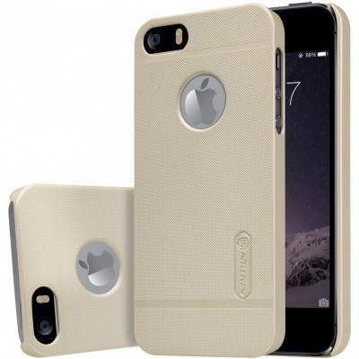 Nillkin Backcover Apple iPhone SE - Super Frosted Shield - Gold