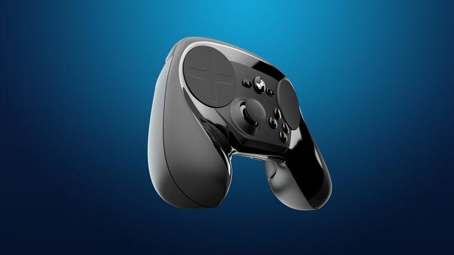 Valve Steam Controller Zwart, PC