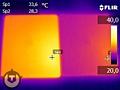 Warmtemeting nieuwe iPad versus iPad 2