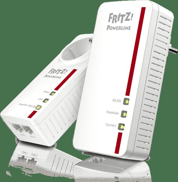 AVM FRITZ! Powerline 1260E WLAN Set International (20002819)