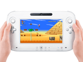 Oude layout Wii U-controller