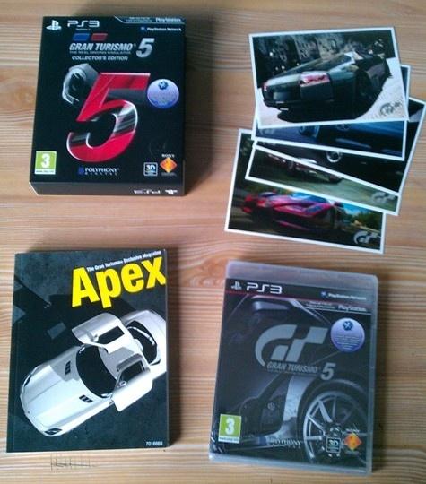 Gran Turismo 5 Collectors Edition