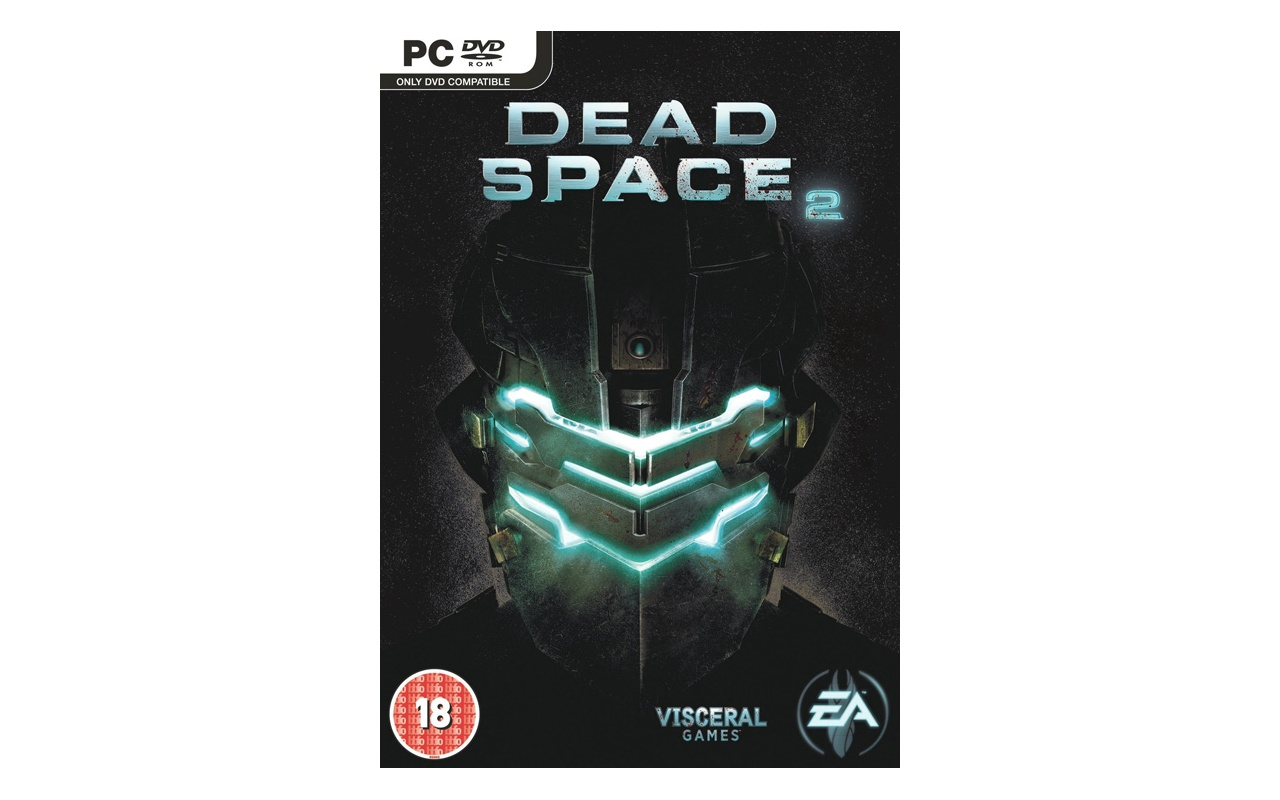 Packshot voor Dead Space 2