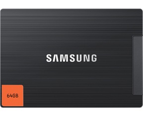 Samsung 830 series SSD 64GB