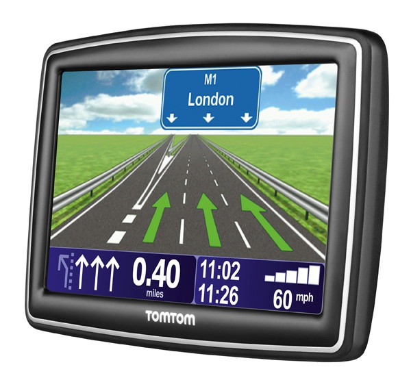 TomTom TomTom XXL IQ Routes edition Europe (Europa)