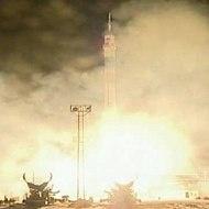 Lancering Sojoez-raket