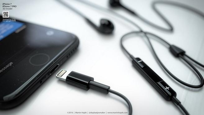iPhone 7 CONCEPT Martin Hajek