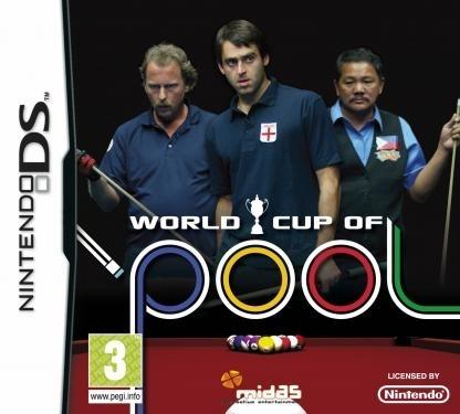 Packshot voor World Cup of Pool 2010
