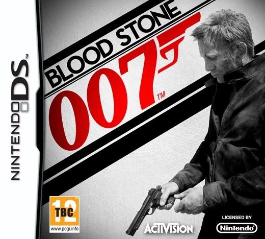 James Bond 007 Blood Stone, Nintendo DS