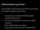 T-Mobile geeft uitleg over e-sim