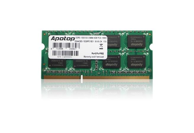Xstra Xstra SO-DIMM DDR3 1066MHz for Apple Mac mini 1GB