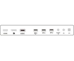 Philips Gebogen UltraWide-scherm met USB-C-dock 349P7FUBEB/00