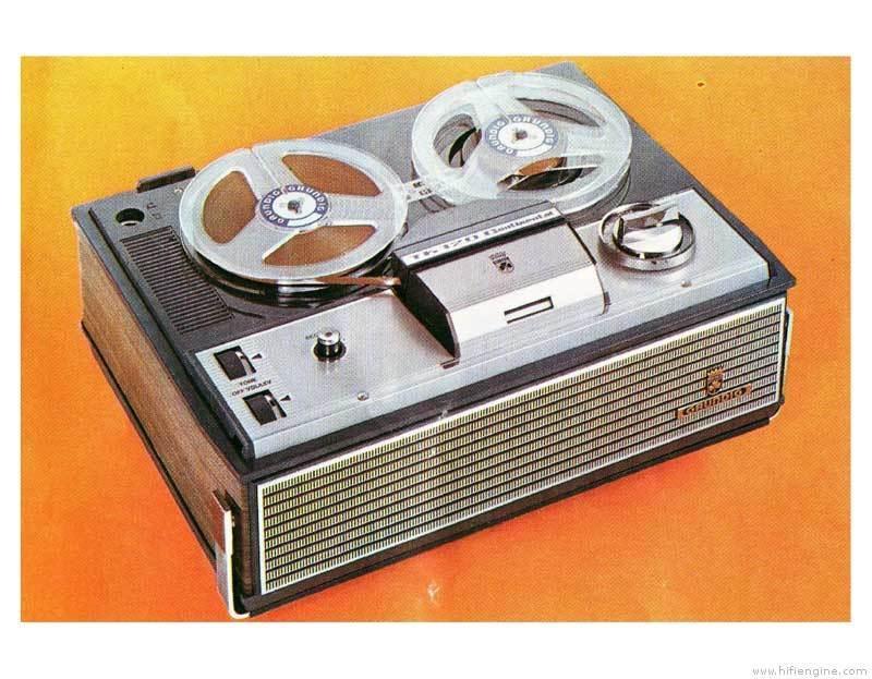 Grundig TK-120 bandrecorder