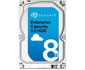 Seagate Enterprise Capacity 3.5 HDD SATA 6Gb/s (2016), 4Kn Secure SED-FIPS, 8TB