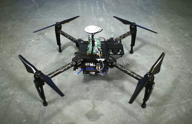 uav drone brandstofcel