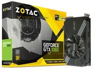 Zotac GTX 1060-gpu's