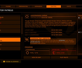 Elite:Dangerous 'Power Play'-update