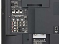 Toshiba Regza ZH500-serie - aansluitingen achterzijde