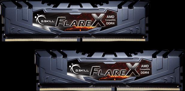 G.Skill Flare X Flare X F4-2400C15D-16GFX