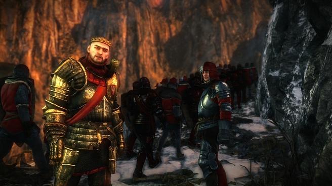 The Witcher II - Xbox 360 versie