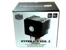 CM Hyper 612 V2 verpakking voor