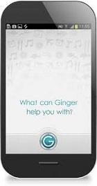 Ginger-spraakassistent