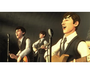 The Beatles - Rock Band, Wii