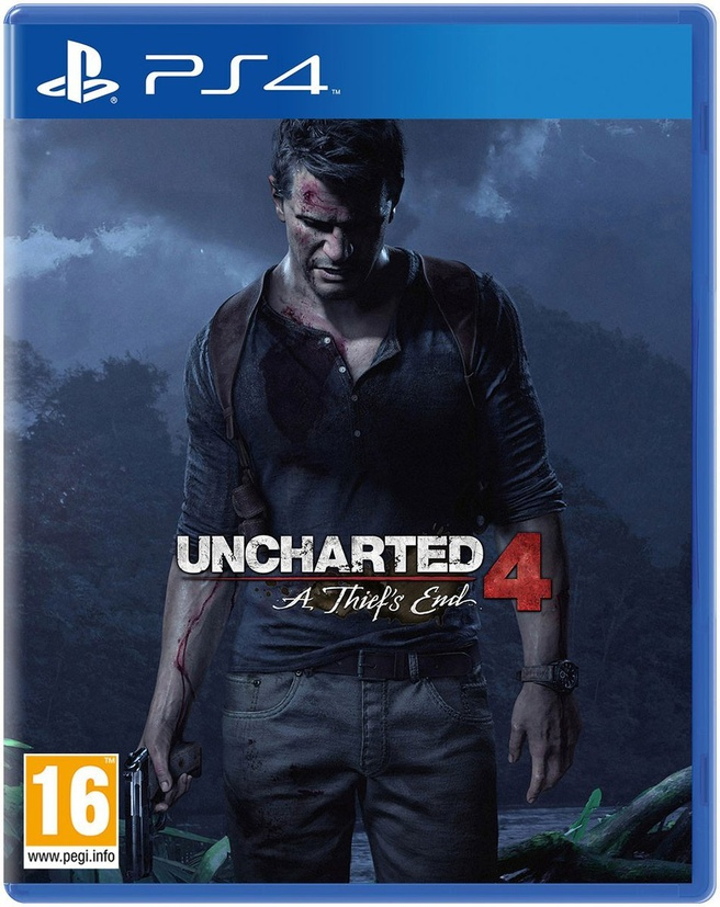 Uncharted 4: A Thief's End, PlayStation 4