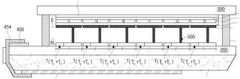 LG patent KR0583252 constructie oled-panelen