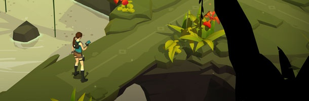 Header Lara Croft Go