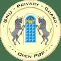GnuPG logo