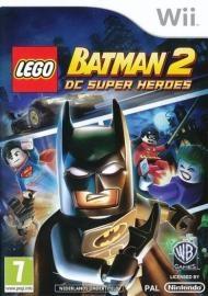 LEGO Batman 2: DC Super Heroes, Wii