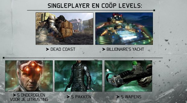 Splinter Cell Blacklist single coop