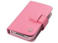 Goedkoopste Trexta Rotating Folio (iPhone 4/4S) Roze