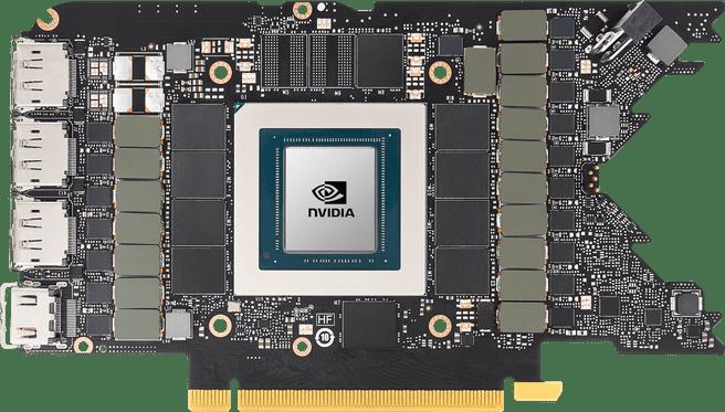RTX 3080 FE PCB