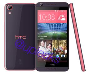 HTC Desire 626 volgens UpLeaks