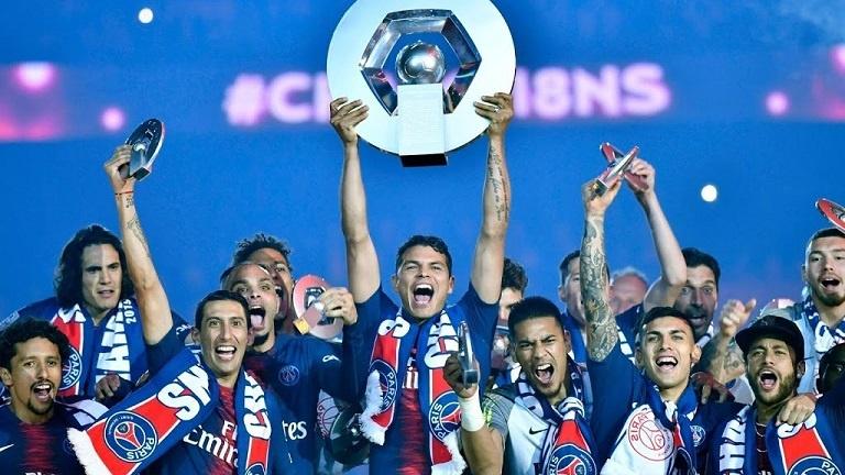 PSG kampioen