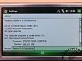 Sony Ericsson Xperia X1 - Windows Mobile 6.1