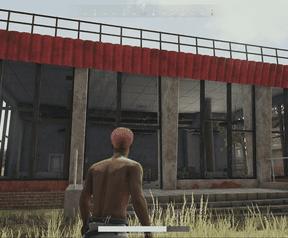 PUBG op de Xbox One X - voor en na grafische downgrade
