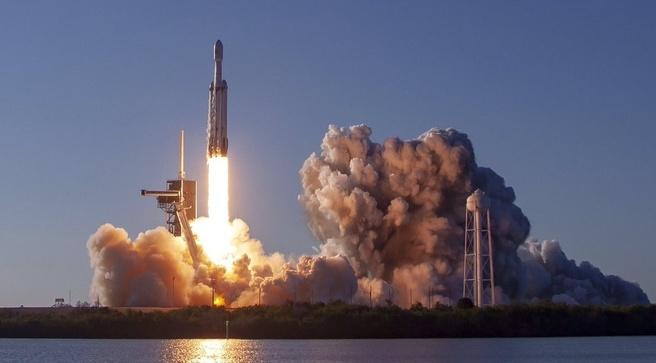 Falcon Heavy 2e lancering