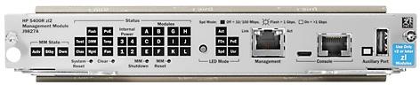 HPE 5400R zl2 Management Module