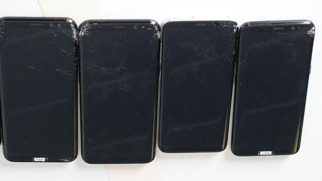 Valtest Samsung Galaxy S8